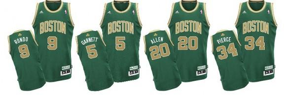 finest selection 1f4a6 8e54c Boston Celtics St. Patrick's Day Apparel - WearTesters