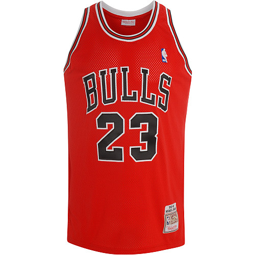 mitchell ness chicago bulls michael jordan authentic. Black Bedroom Furniture Sets. Home Design Ideas