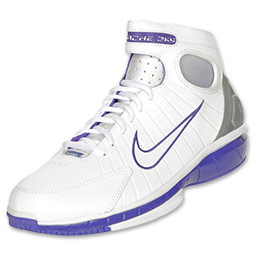 on sale b0cda cc521 ... Pro Purple 511425-115 (8) air zoom huarache 2k4 Nike Zoom Huarache 2k4  White Metallic Silver White Now Available ...
