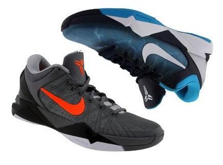 Nike Zoom Kobe VII (7) 'Shark' & 'Wolf' Available at PickYourShoes