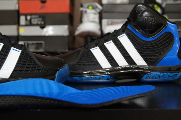 quality design b65c0 84861 ... Adidas Adipower Howard 3 Black White Court Purple top brands a4a5a  bc6af . ...