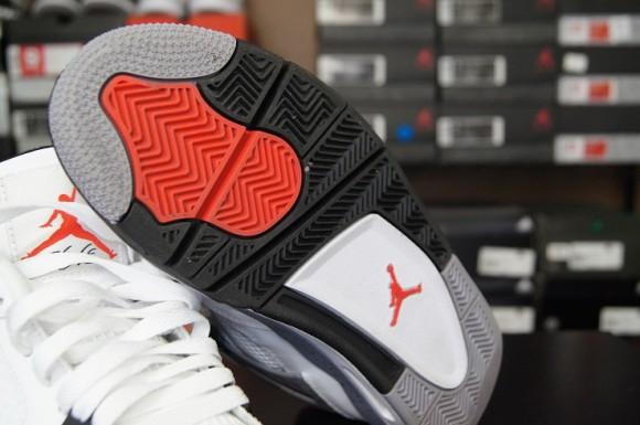 Air Jordan 4 Tamaño De 9-5 Puestos De Trabajo jHkjjyzq