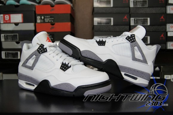 First Impression: Air Jordan IV (4) Retro WearTesters
