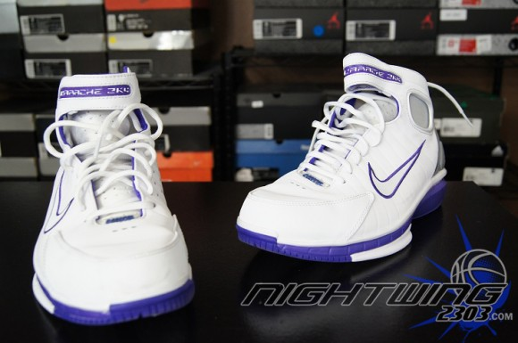 Nike Air Zoom Huarache 2k4 Gjennomgang x5ETlDc