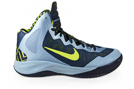 Nike Zoom Hyperenforcer XD Available Under Retail