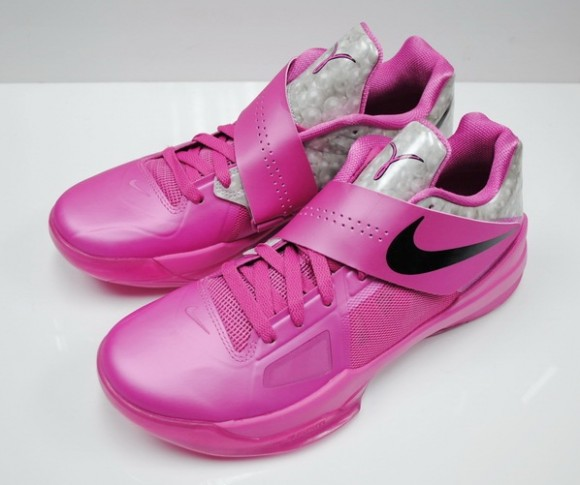 kevin durant 4 Pink