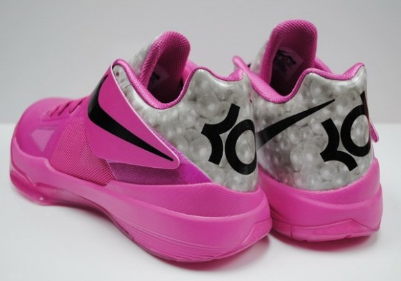 bb9aea42c075 Nike-Zoom-KD-IV-(4)-Think-Pink- The post Nike Zoom KD IV Aunt Pearl .