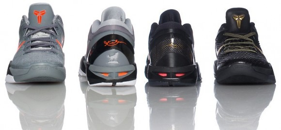 salomon 2012 - Performance Breakdown: Nike Zoom Kobe VII (7) Vs. Nike Zoom Kobe ...