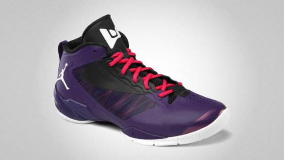 Jordan Fly Wade 2 EV Club Purple  White – Black – Spark - WearTesters cdfa793d8