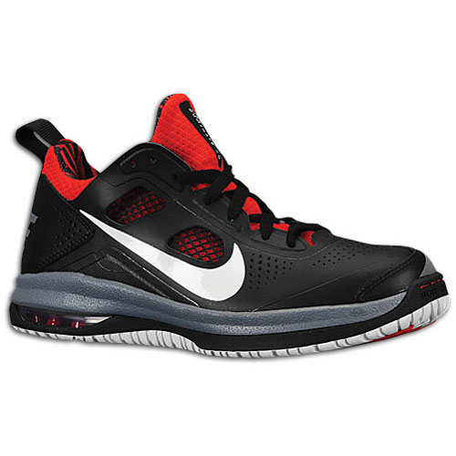 Nike Air Max Dominate XD Black/ Sport Red - White - WearTesters
