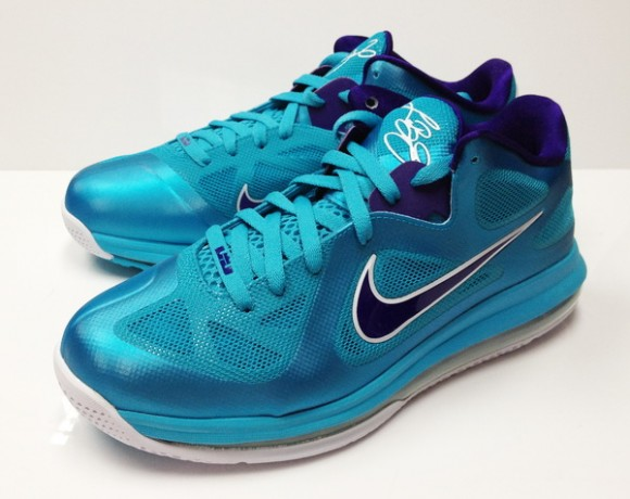 Nike-LeBron-9-Low-Summit-Lake-Hornets-Available-Now-1