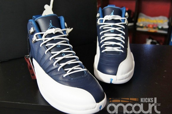 brand new a198a f5f96 Air Jordan XII (12) Retro 'Obsidian' - Detailed Images ...