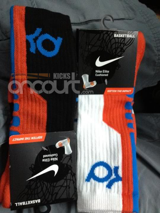 Nike Elite Socks Sharpie Kd-nike-elite-crew-sock-'home