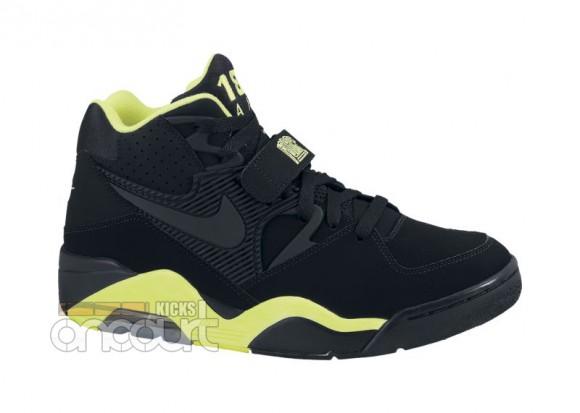 Nike-Air-Force-180-Black-Black-Volt