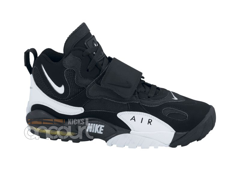 Nike Air Max Speed Turf Black/ White- Voltage Yellow \u2013 Release Date + Info