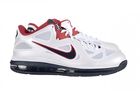pretty nice fdbbc 14e46 Nike Lebron 9 Low  olympic