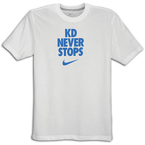 Nike never stops t shirt weartesters for Basketball never stops shirt nike