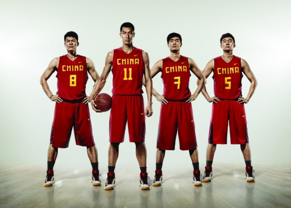 Nike Unveils Uniforms for Chinese Athletes