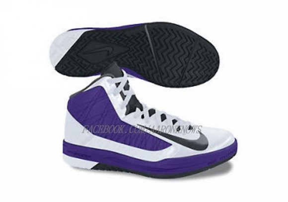On My Feet Nike Zoom Hyperdunk 2011