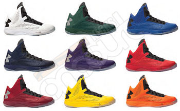 new concept 701b4 a9046 ... shopping under armour micro g torch team colorways 2 a2d68 d5c4b ...