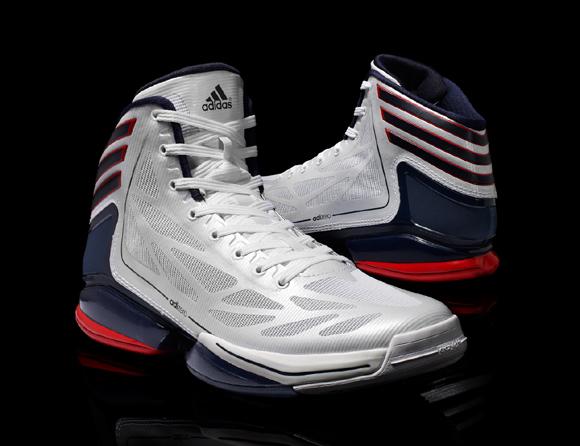 Adizero Crazy Light Nice Shop White Blue Adidas 2 Basketball Shoes