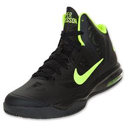 Nike Air Max Hyper Aggressor Olympic Black/ Volt- Dark Grey