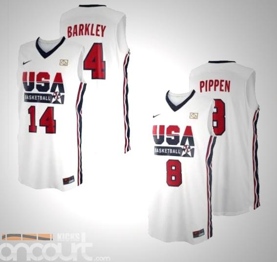 Nike USA Basketball '92 Jersey - WearTesters