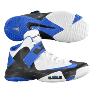 Nike Zoom Soldier VI (6) White/ Game Royal – Available Now