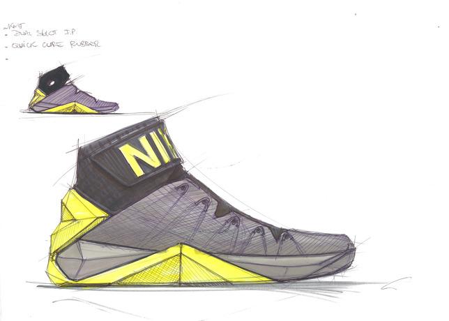 nike design a shoe