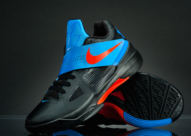 differently fe8aa c1828 twenty designs that changed the game nike zoom kd iv