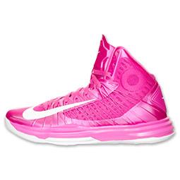 nike hyperdunk pink