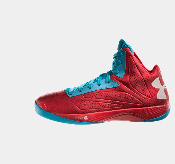 Under Armour Micro G Torch Red Under Armour Elite 24 ...