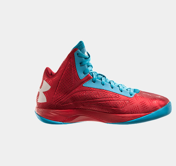 Under Armour Micro G Torch Red Under-Armour-Elite-24-...