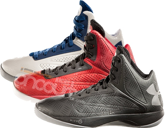 Under Armour Micro G Torch - Available Now - WearTesters e18e7d6c4