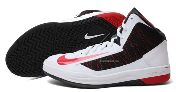 Nike Zoom Hyperdunk 2011 Team Women's Basketball Shoes Black