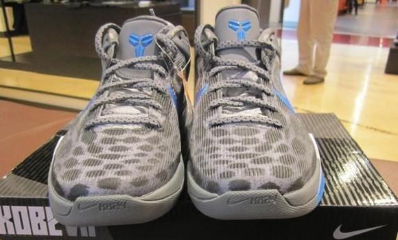 Nike Zoom Kobe 7 VII Wolf Grey
