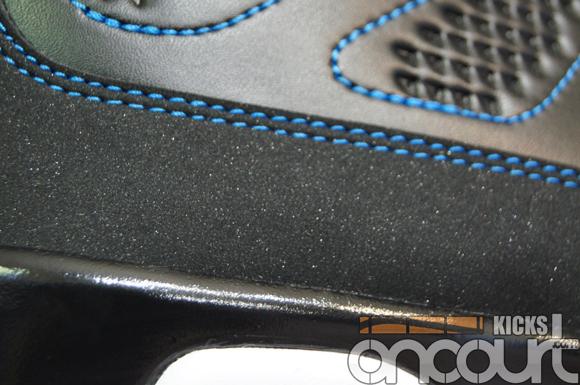 Air Jordan 9 Retro Negro / Blanco-azul De La Foto rgCNz6H4C