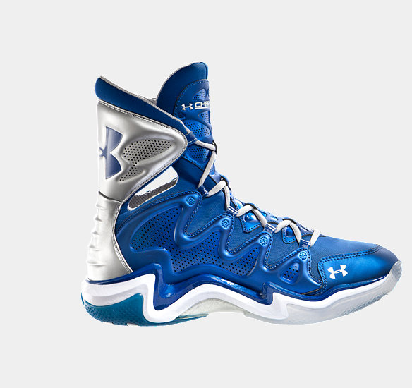 Ua Charge Bb Basketball Shoes Review
