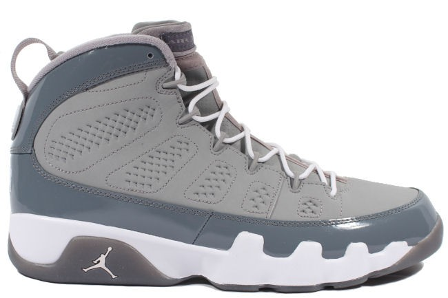 low priced 700a2 f7dd6 Air Jordan IX (9) Retro 'Cool Grey' - Available Now ...