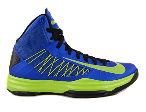 low priced 9ffb5 6adee nike hyperdunk 2012 blue