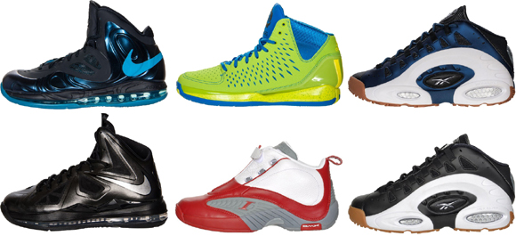 ... New Arrivals at Finish Line nike air max hyperposite finish line Nike  Air Max Hyperposite Stoudemire ... 5bf099e85