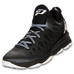Jordan CP3.VI (6) Black/ White/ Stealth – Gym Red