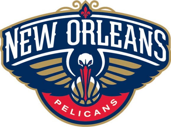 New Orleans Pelicans Official New Logo Weartesters