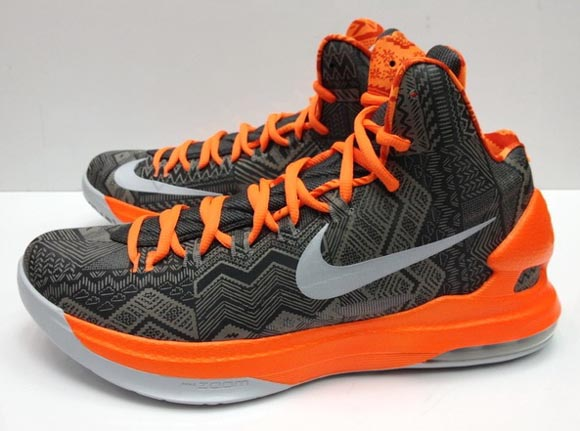 Nike KD V (5) 'Black History Month' - Available Now ... Black History Month Kd