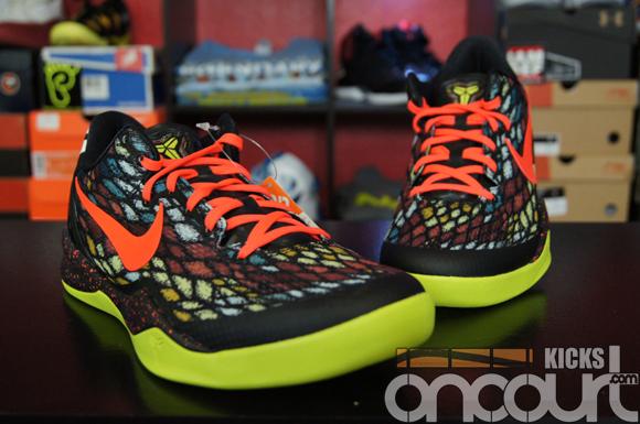 Nike Kobe 8 SYSTEM 'GC' | Kicks On Court