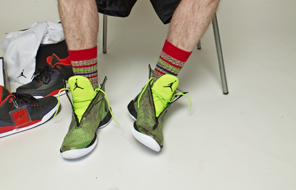 promo code 0bb7c b22bb Air Jordan XX8 (28) 'All-Star' - On Foot Look - WearTesters