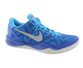 Nike Kobe 8 SYSTEM 'Blue Glow' - Available @PickYourShoes