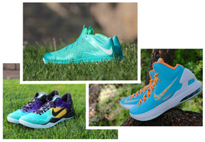 Nike Easter Pack – Up Close & Personal