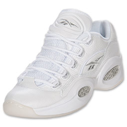 all white reebok questions