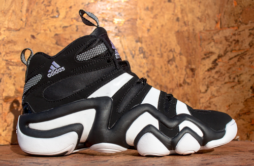 adidas Crazy 8 Black White Available Now WearTesters